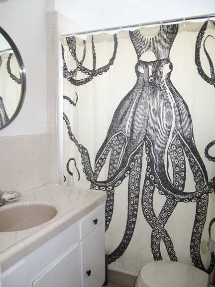 Octopus Shower Curtain Ikea Octopus Shower Curtain Amazon