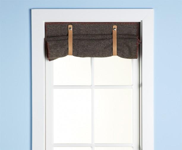 DIY Burlap Window Coverings – BURKE DECOR