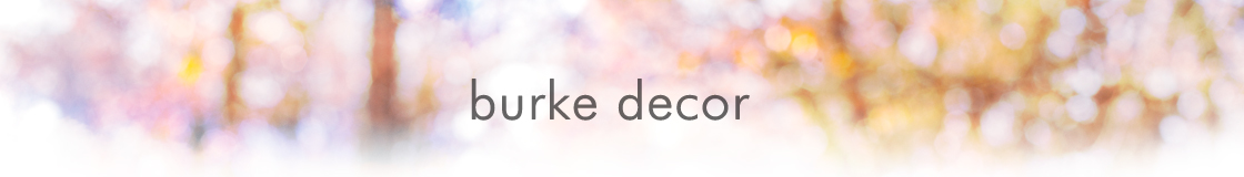 Burke Decor Blog